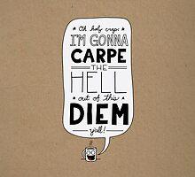Coffee Diem by Levi Bethune