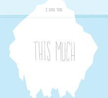 Iceberg Love by Levi Bethune