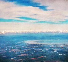 Above Ireland by Denise Abé