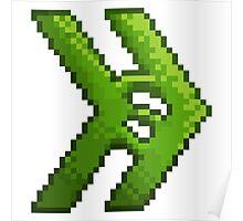 Smosh Pixel Icon Poster