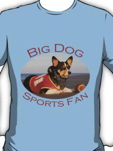 Big Dog Sports Fan T-Shirt