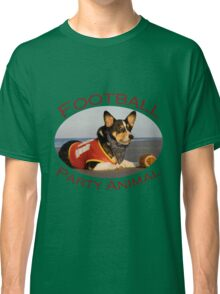 Football Party Animal Classic T-Shirt