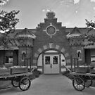 Evanston Train Depot by thecameraman