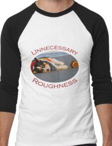 Unnecessary Roughness Men's Baseball ¾ T-Shirt