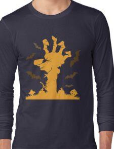 Zombies field Long Sleeve T-Shirt
