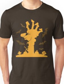 Zombies field Unisex T-Shirt