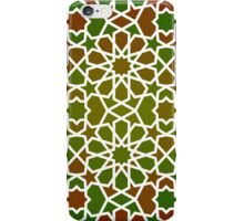 Red and Green iPhone Case/Skin