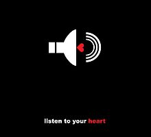 Listen to you heart by popidion