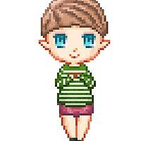 Smosh Ian Hecox Pixel by petra1999