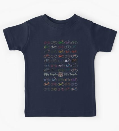 Fifty Bicycles Kids Tee