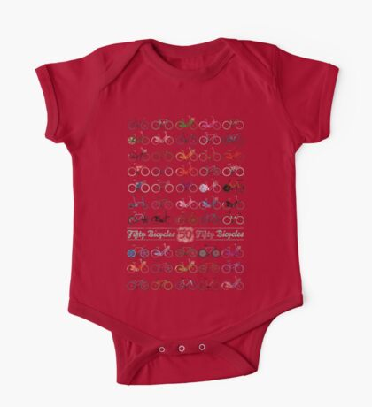 Fifty Bicycles Kids Clothes