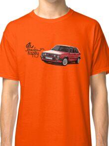 vw golf gti Classic T-Shirt