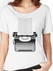 The Shining Minimalist Print  Women's Relaxed Fit T-Shirt