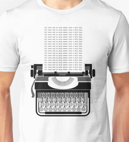 The Shining Minimalist Print  T-Shirt