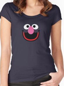 """Muppets """"Grover"""" Women's Fitted Scoop T-Shirt"""
