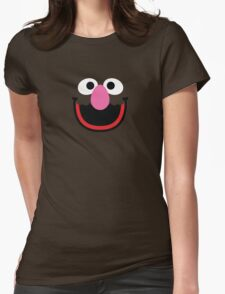 "Muppets ""Grover"" Womens Fitted T-Shirt"
