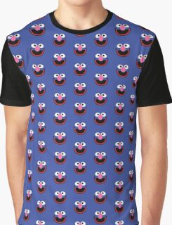 "Muppets ""Grover"" Graphic T-Shirt"