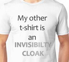 Invisibilty Cloak Unisex T-Shirt