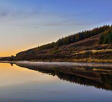 Suilven across Loch Craggie by derekbeattie