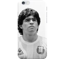 Maradona 1986 Argentina iPhone Case/Skin
