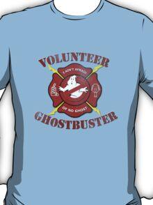 Volunteer Ghostbusters T-Shirt