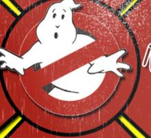 Volunteer Ghostbusters Sticker