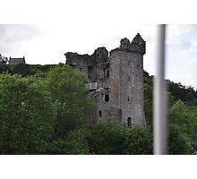 Scotland Castle Urquhart  Photographic Print