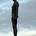Silhouette of  a Man  by Forfarlass