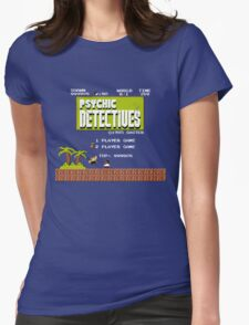 Psychic Detectives! Womens Fitted T-Shirt