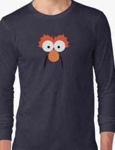 """Muppets """"Beaker"""" Long Sleeve T-Shirt"""