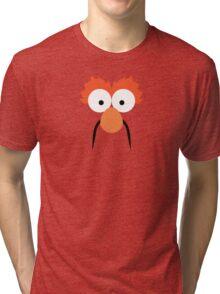 """Muppets """"Beaker"""" Tri-blend T-Shirt"""