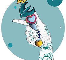 Neptune by Alisha Murray