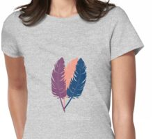 Indian Theories... Womens Fitted T-Shirt