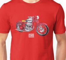 JAWA 500 oldschool, power, freedom - motorcycle Unisex T-Shirt