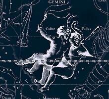 Gemini Constellation by irinatsy