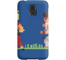 "Pixel Fighter ""Ken vs Ryu"" Samsung Galaxy Case/Skin"