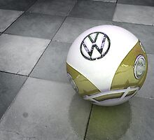 VW Ball _ Mustard by Vin  Zzep