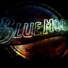 Blue Moon (3) by Nicole  Markmann Nelson