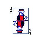 Walter White (Breaking Bad) - Playing card by MutantNoodles