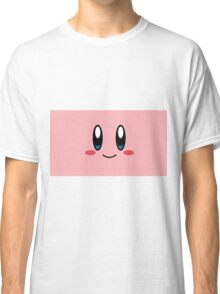Kirby Face Classic T-Shirt