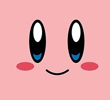 Kirby Face by Winkham