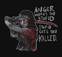 Stupid Gets You Killed by Tiia Öhman