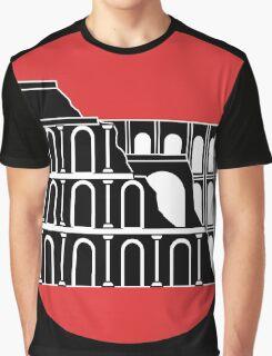 Roma Coliseum Graphic T-Shirt