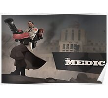 Team Fortress 2 - The Medic Poster
