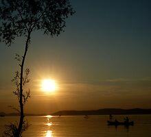 Sun:Balaton'10 by Fyrion