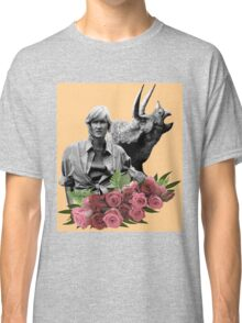 Ellie // Triceratops - Woman Inherits The Earth Classic T-Shirt