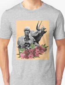 Ellie // Triceratops - Woman Inherits The Earth T-Shirt