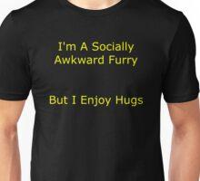 Socially Awkward Furry Unisex T-Shirt