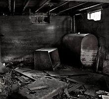 Basement by Jeffrey  Sinnock