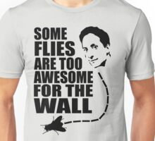 Too awesome for the wall Unisex T-Shirt